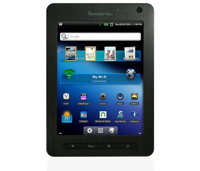 PanDigital Nova Android Tablet