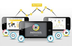Photo Stats iPhone App Creates Infographics From Your Photo Metadata