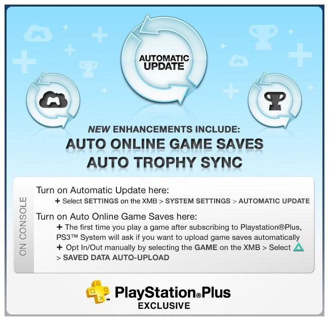 PlayStation update