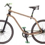 Plywood Bike