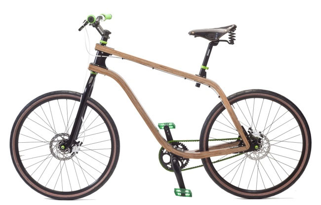 Bonobo Plywood Bike