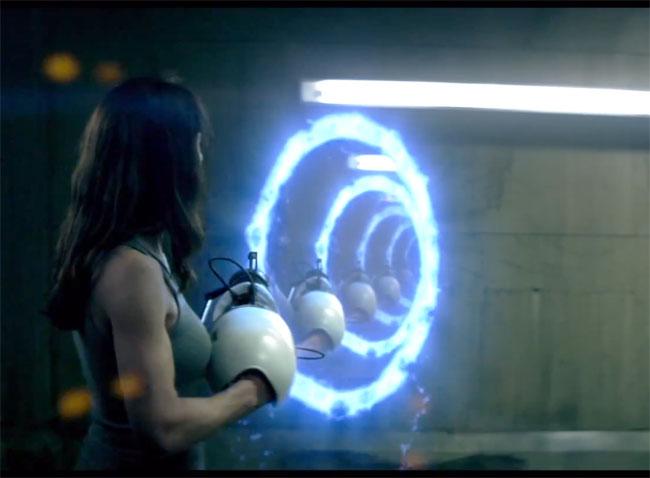 Portal Fan Film