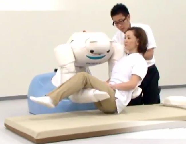 RIBA II Robot