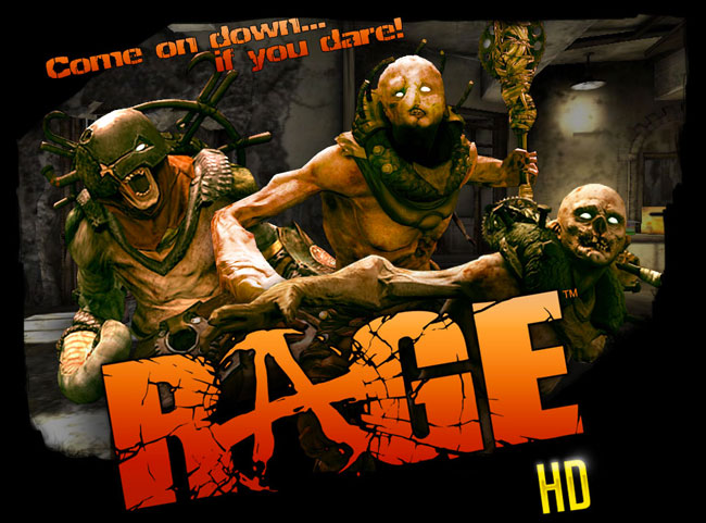 Rage HD iPad2