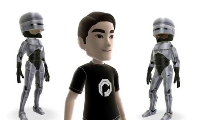 Robocop Xbox Live Avata