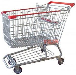 UK Retailer Sainsburys Introduces iPad Dock Shopping Trolley