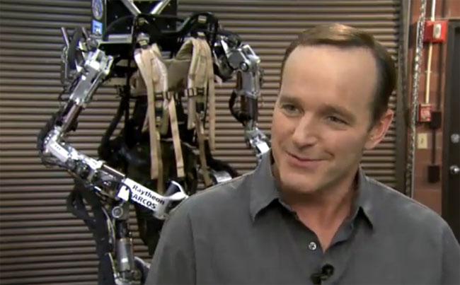 Sarcos XOS 2 Exoskeleton