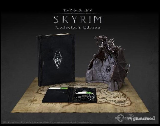 Skyrim Collector Edition