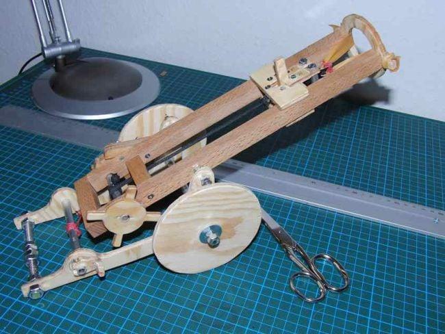 Slingshot Cannon