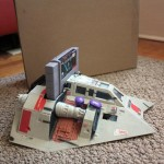 Snow Speeder SNES
