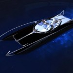 Spire Boat, The Batman Inspired Speed Boat