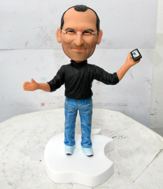 Steve Jobs Figurine