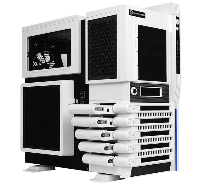 Thermaltake Level 10 GT Snow Edition Case