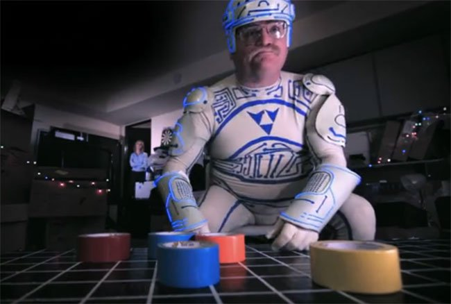 Tron Duct Tape