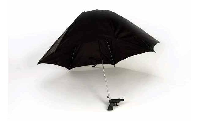 Umbrella Pistol