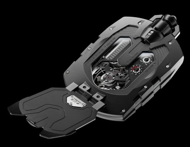 Urwerk UR-1001 Pocket Watch
