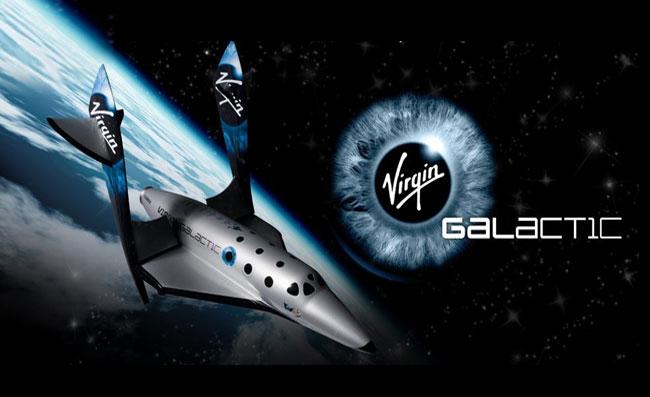 Virgin Galactic Lands NASA