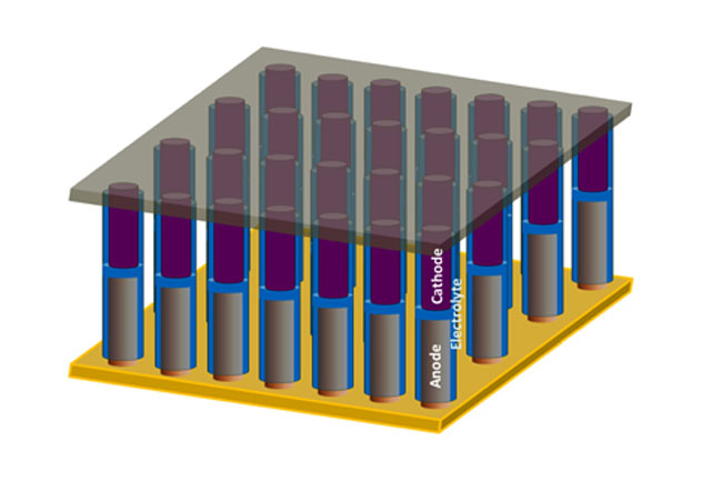 Worlds Smallest Battery