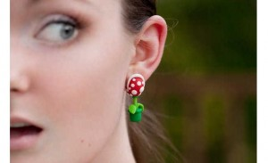 Youch Piranha Plant Earrings Out Of Stock