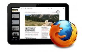 Firefox Tablets
