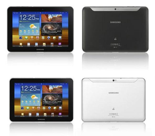 LTE Galaxy Tab 8.9