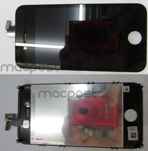 More iPhone 5 (N94) Prototype Parts Leaked