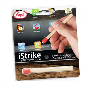 iStrike Stylus Digital Match For Capacitive Screens