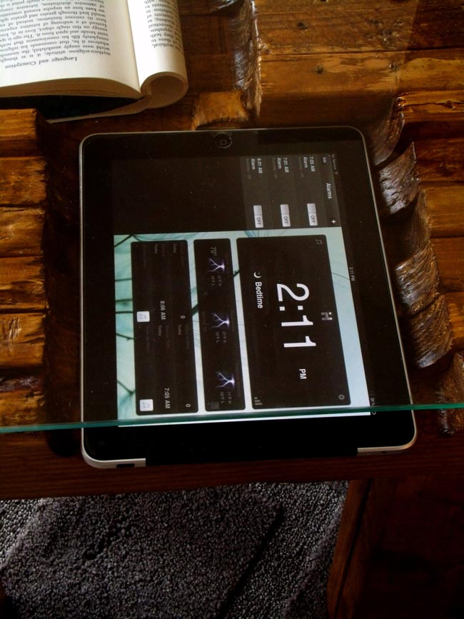 The Ipallet Table A Table For Your Ipad