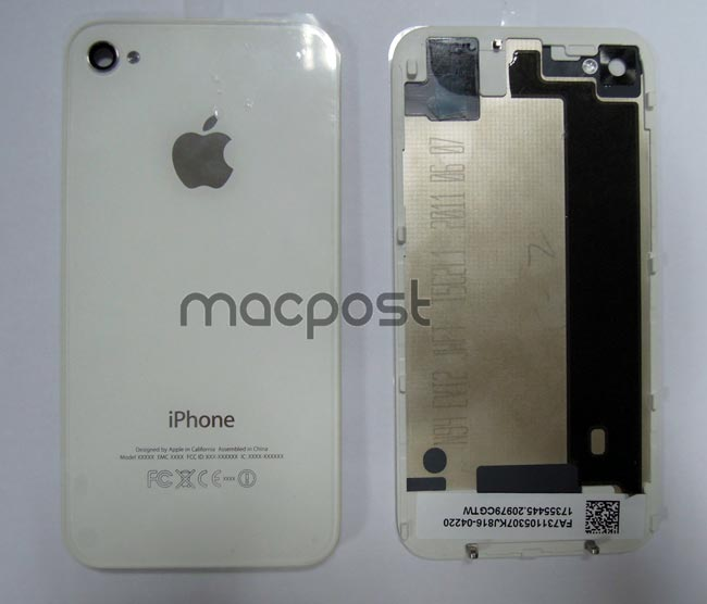 iPhone 5 (N94) Prototype Casing Leaked?