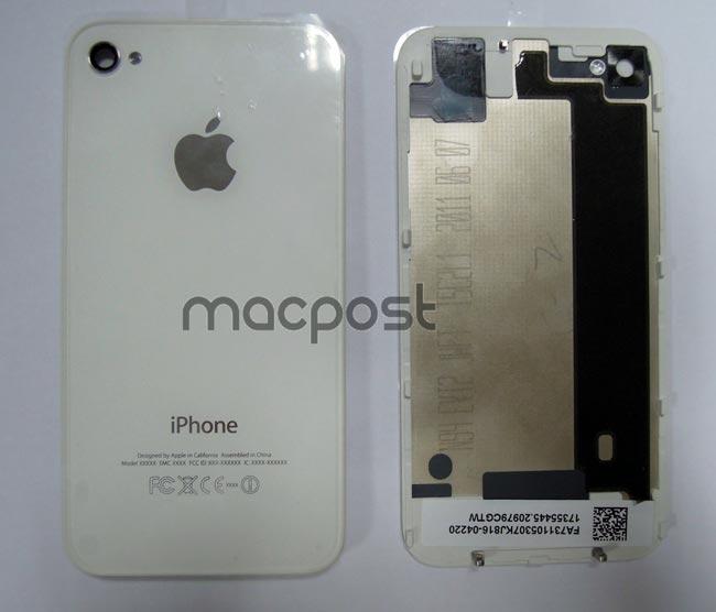 iPhone 5 (N94) Prototype Casing Leaked?