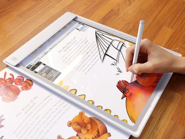Iris Tablet Concept