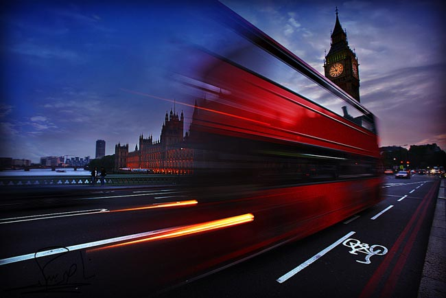 WiFi Headed To London Buses?