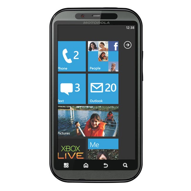 Motorola Windows Phone 7