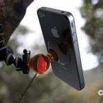 Orbit iPhone Stand