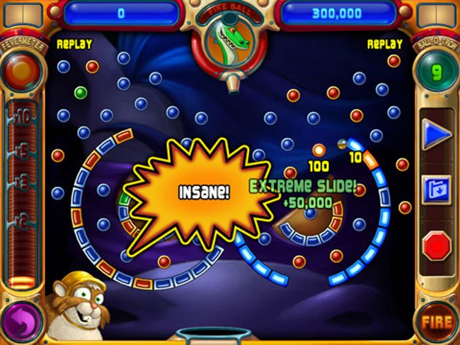 Peggle HD iPad