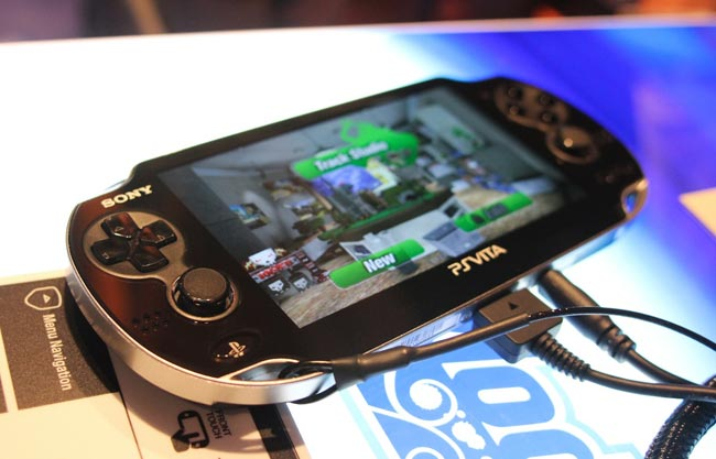Sony PS Vita Coming 30th March 2012