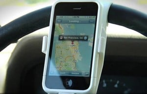 Steer Safe iPhone Accessory Adds Your iPhone To Your Steering Wheel
