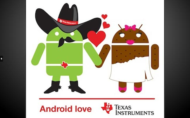 TI OMAP4 To Be Main Platform For Android Ice Cream Sandwich
