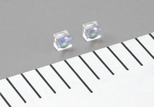 Tiny Glass Lens