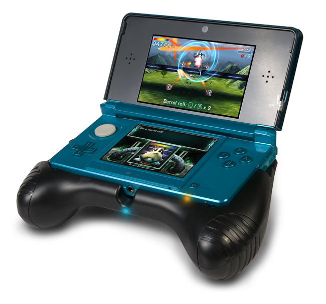 3DS Deluxe Power Grip