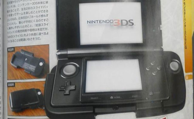 3DS Gaming peripheral