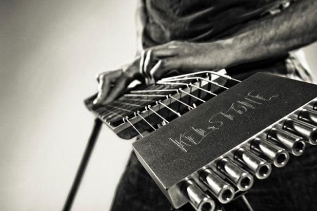 9-String Kelstone Guitar