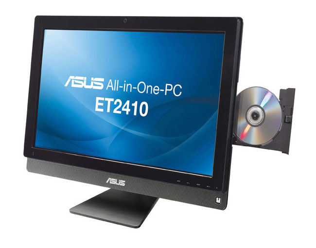 Asus Unveils 3 New All-In-One-PC Systems