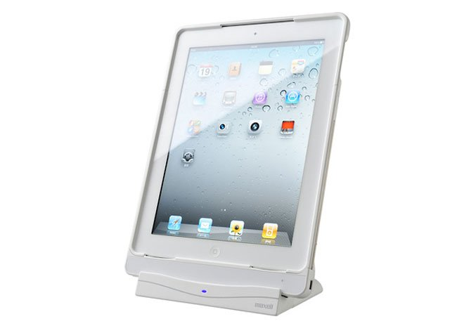 Air Voltage Wireless Induction iPad 2 Charger