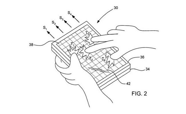 Apple Multi-Touch Trademark