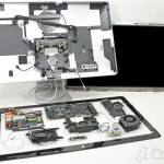 Apple Thunderbolt Display Teardown