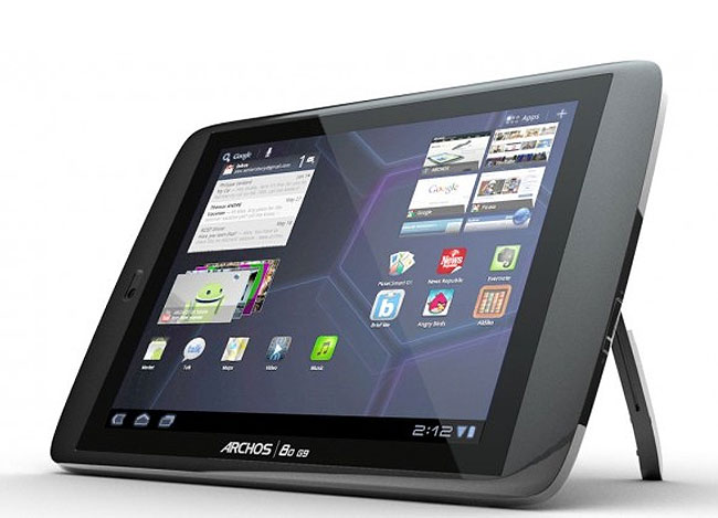 Archos G9 Android Honeycomb