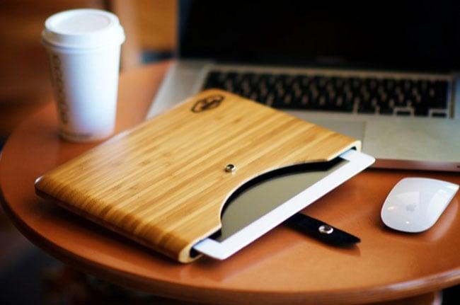 Bamboo Blackbox iPad 2 Case