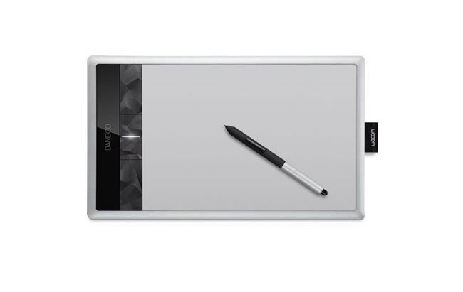 Wacom Bamboo Tablet Connect, Capture, and Create