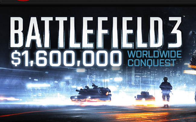 Battlefield 3 competition